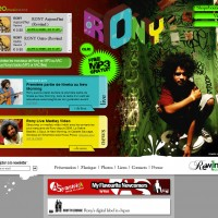 Rony - Webmastering éditorial & community management - Site officiel (home page)