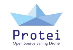 Protei - Open source sailing drone