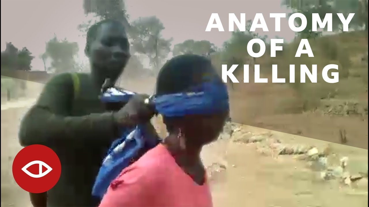 BBC News Africa : anatomy of a killing (webdoc)